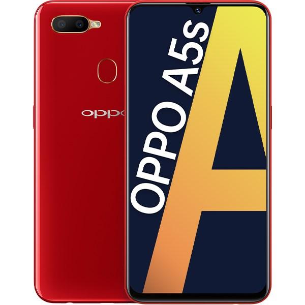 ép kính oppo a5s chính hãng tại thái hà